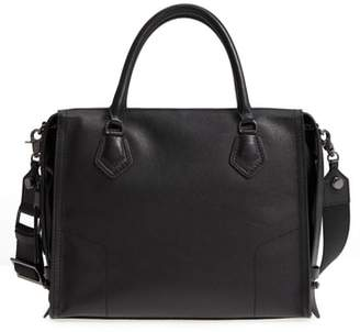 Botkier Moto Leather Top Handle Satchel
