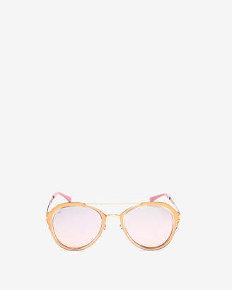 Express Prive Revaux The Sweetheart Sunglasses