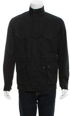 Paul Smith Mock Neck Jacket