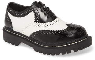 Jeffrey Campbell Wingtip Oxford