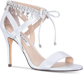 Nina Collina Evening Sandals Women's Shoes