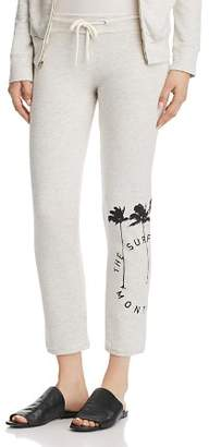 Monrow x The Surf Lodge Vintage Graphic Sweatpants