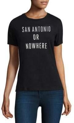 Knowlita San Antonio Or Nowhere Graphic Tee