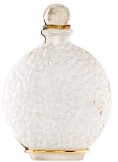 Lalique Crystal Vase Pendant