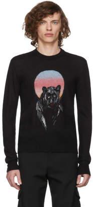Saint Laurent Black Panther Sweater