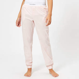 Calvin Klein Women's Joggers - Nymph's Heather