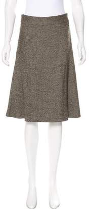 Michael Kors Knee-Length Wool Skirt w/ Tags