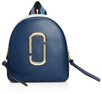 Marc Jacobs Pack Shot Color Block Leather Backpack