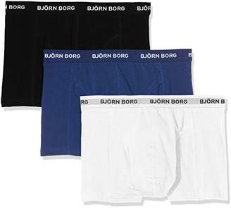 Bjorn Borg Men's Solids Shorts 3 Pack