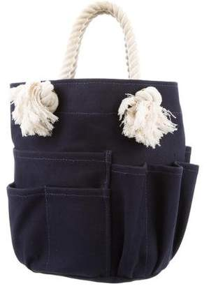 Clare Vivier Canvas Handle Bag