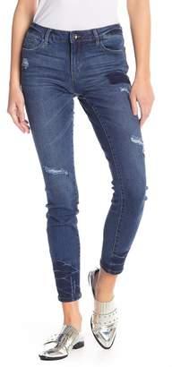 Tractr Rip and Repair Skinny Jeans