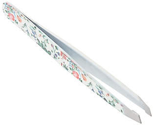 The Vintage Cosmetic Company Slanted Tweezers -