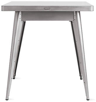Design Within Reach Tolix Marais Two-Seater Dining Table, Grey at DWR