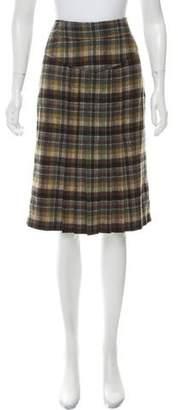Diane von Furstenberg Wool Nanette Skirt