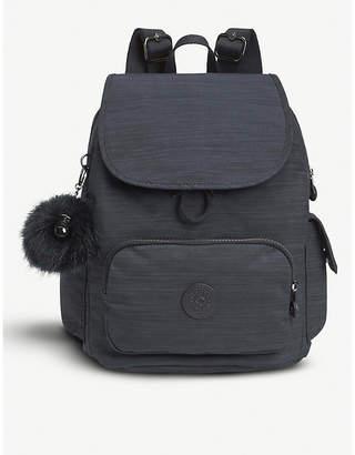 Kipling True Dazz Navy Blue City Pack Small Backpack