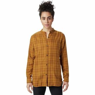 Mountain Hardwear Makena Long-Sleeve Button Up Shirt - Women's