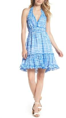 Lilly Pulitzer R) Cailee Halter Dress