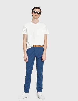 Nudie Jeans Kurt Worker Tee in White