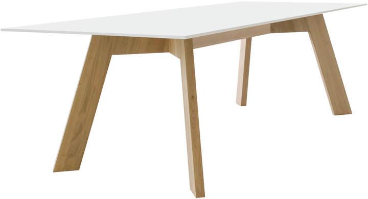 Y Woman Tisch, Weiß