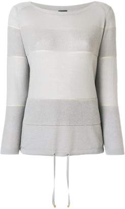 Lorena Antoniazzi fine-knit sweater