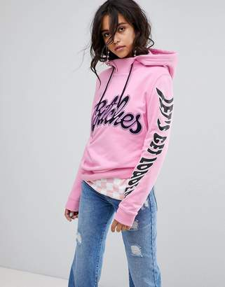 House of Holland Let's Get Loaded Hoodie