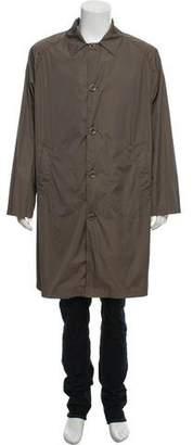 Dries Van Noten Lightweight Woven Coat