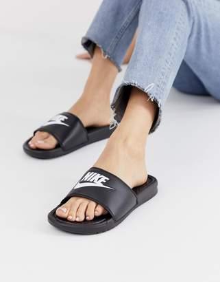 685337eb4a31 Nike Benassi Sliders - ShopStyle UK