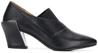 United Nude X ISSEY MIYAKE pointed toe pumps