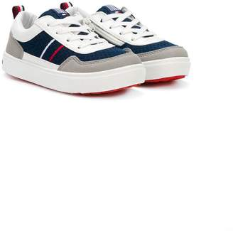 Tommy Hilfiger Junior panelled sneakers