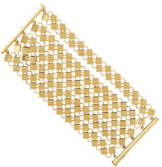 Tory BurchTory Burch Multistrand Square Link Bracelet