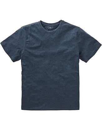 Jacamo Denim Crew Neck T-shirt