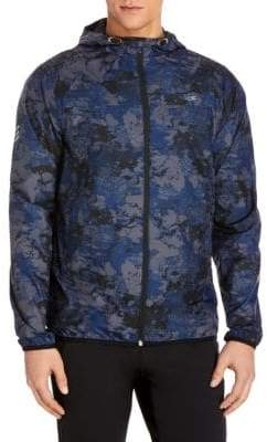 Lacoste Camouflage Hoodie