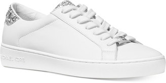 MICHAEL Michael Kors Irving Lace-Up Sneakers $125 thestylecure.com