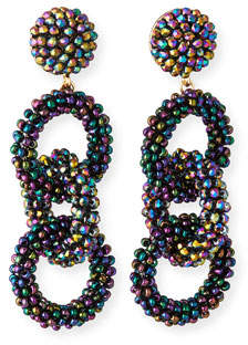 BaubleBar Caprica Hoop Earrings