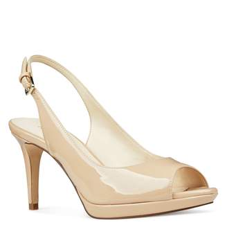 Nine West Gabrielle Peep Toe Slingback Pump