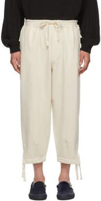 Off-White Kuro Loose Denim Easy Trousers