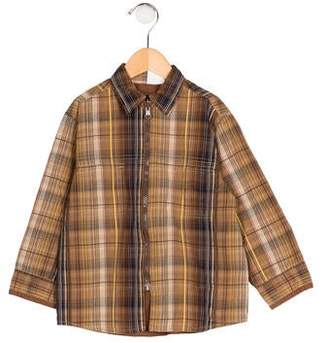 ed8a36b3d Toddler Plaid Jacket - ShopStyle