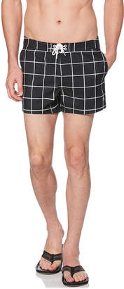 Original Penguin WINDOWPANE SWIM TRUNK