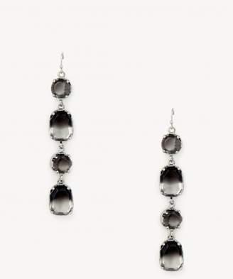 Sole Society Stone Oasis Drop Earrings