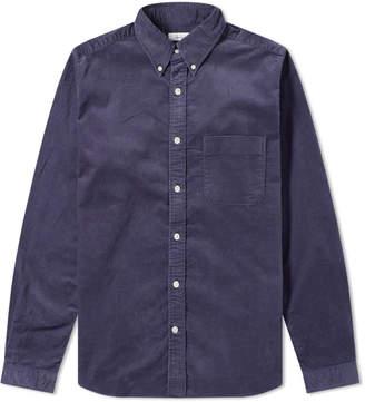 Nanamica Wind Button Down Shirt