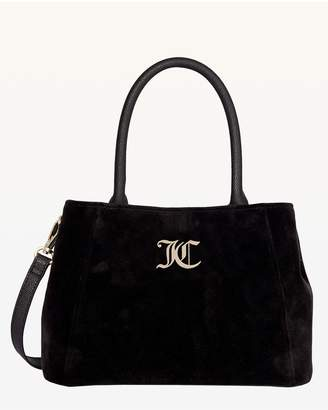 Juicy Couture Dawson Black Satchel