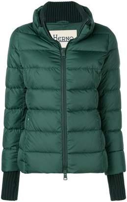 Herno basic puffer jacket