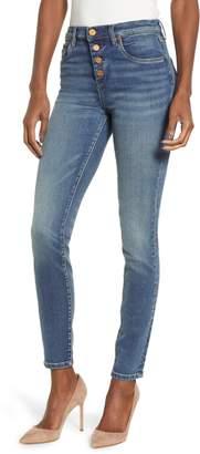 Blank NYC BLANKNYC Button Fly Skinny Jeans