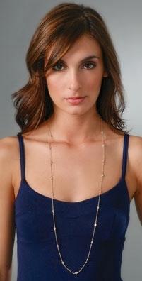 Cynthia Dugan Jewelry Gemstone Chain Necklace