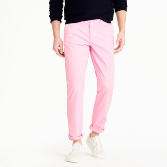 Lightweight garment-dyed chino pant in 770 straight fit $75 thestylecure.com
