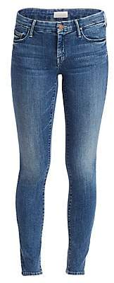 Mother Women's Looker High-Rise Skinny Jeans