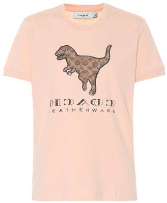 Coach Rexy printed cotton T-shirt