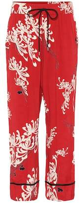 McQ Printed trousers