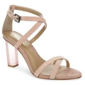Luxury Rebel Driscoll Lucite High Heel Dress Sandals