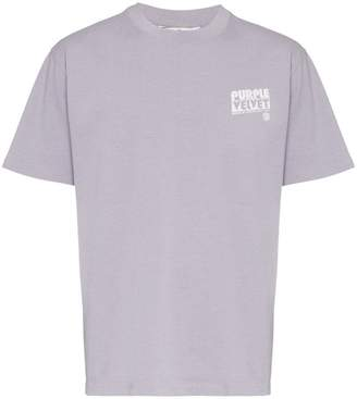 Eytys Smith logo printed crew neck tshirt